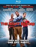 The Night Before Blu-ray box