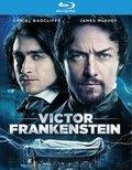 Victor Frankenstein Blu-ray box