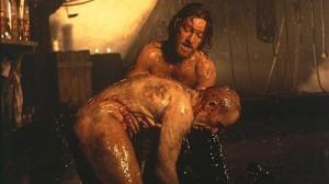 James McAvoy gets to work as Victor Frankenstein.