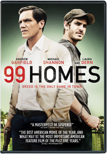 99 Homes DVD