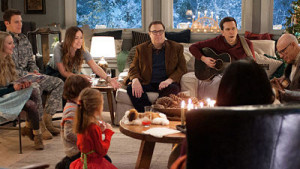 It's a family affair in Love the Coopers