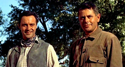 Jack Lemmon and Glenn Ford star in Delmore Daves' 1958 Western, coming to Blu-ray in two weeks!