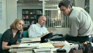 The investigative team begins to investigate in Spotlight