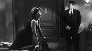 Glenn Ford and Gloria Grahame in The Big Heat