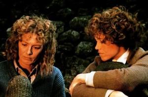 Jane Fonda and Vanessa Redgrave in Julia
