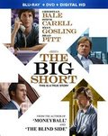 The Big Short Blu-ray box
