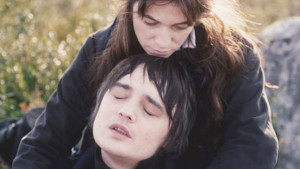 Charlotte Gainsbourg and Pete Doherty sgtar in Confessions of a Child of the Century