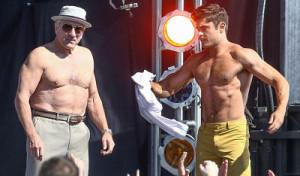 Robert De Niro and Zac Efron do the spring break thing in Dirty Grandpa