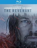 The Revenant Blu-ray box