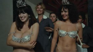 Lovely ladies abound in Fellini's 1980 City of Woman