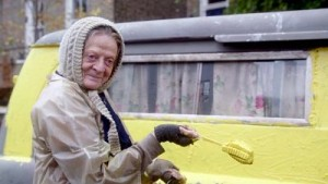 Maggie Smith is The Lady in the Van