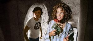 Roman Polanski and Sydne Rome in Polanski's What?