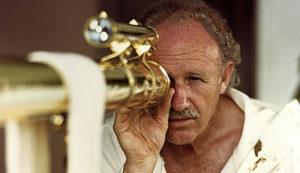 Gene Hackman in Eureka