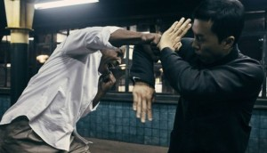 Donnie Yen and Mike Tyson go at it in IP Man 3.