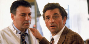Alan Arkin and Peter Falk are The In-Laws.