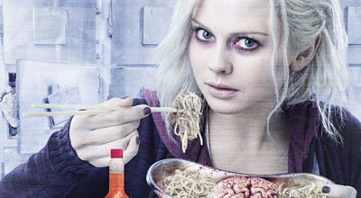 This July, Rose McIver returns as the brain-munching Liv in the second season of the horror-comedy-crime-drama mash-up.