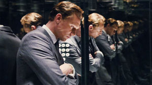 Tom Hiddleston gets reflective in High-Rise