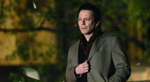 Mathieu Amalric as the older Paul Dedalus in My Golden Days