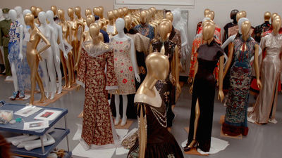 """The docu on the The Met's 2015 """"China: Through The Looking Glass"""" exhibit is coming in August!"""