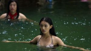 Jelly Lin in The Mermaid