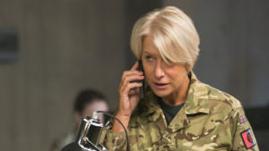 Helen Mirren stars as Col. Katherine Powell in Gavin Hood's Eye in the Sky
