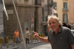 Filmmaker Abel Ferrara leads viewers on a tour of the seamier side of Naples in Napoli Napoli Napoli.