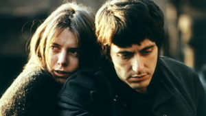 Kitty Winn and Al Pacino in The Panic in Needle Park
