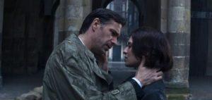 James D'Arcy and María Valverde in Guernica.