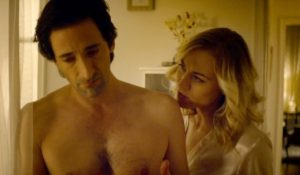 Adrien Brody and Yvonne Strahovski in Manhattan Night.