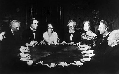 Fritz Lang's 1922 silent crime thriller arrives on Blu-ray next month!