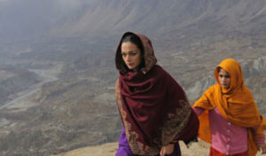 Samiya Mumtaz and Saleha Aref in Dukhtar