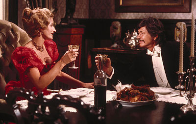 The quirky 1976 Western comedy-romance with Charles Bronson arrives on Blu-ray next month!