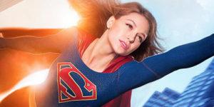 Melissa Benoist is Supergirl