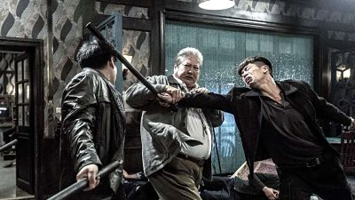 .................Sammo Hung's 2016 action-packed drama comes to disc on Sept. 6!