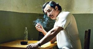 Wagner Moura is Pablo Escobar in Narcos