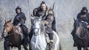 Emil Hostina is Attila the Hun in Barbarians Rising