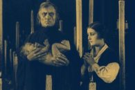 Gorgeously restored edition of Fritz Lang's 1921 silent genre-hopping fantasy