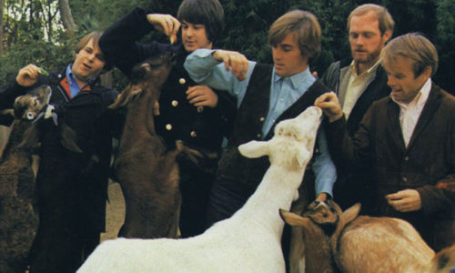 The story behind the classic 1966 Beach Boys album is revealed! Available now!
