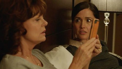 The comedy-drama with Susan Sarandon and Rose Byrne is now available on disc and digital download!
