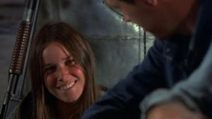 Barbara Hershey is Boxcar Bertha