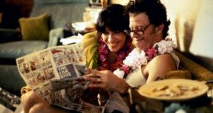 Lily Tomlin and Tom Waits in Robert Altman's Short Cuts