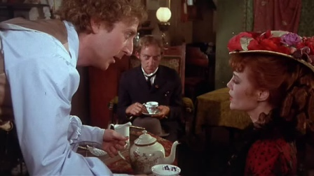 ...................................The late Gene Wilder writes, directs, and stars in the 1975 comedy, making its Blu-ray debut this week!