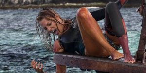 Something to scream about: Blake Lively in The Shallows