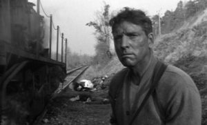 Burt Lancaster in The Train