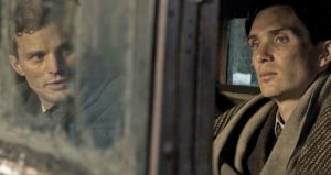 Cillian Murphy and Jamie Dorman in Anthropoid