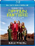 Captain Fantastic Blu-ray box