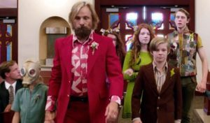 Viggo Mortenson leads his family off the grid in Captain Fantastic.