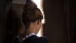 Léa Seydoux is Célestine in the drama Diary of a Chambermaid.