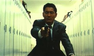 Takeshi Kitano in Violent Cop