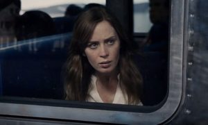 Emily Blunt is The Girl on the Train